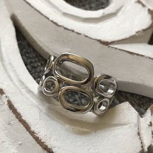 Lia Sophia Ring Woman's 8.5
